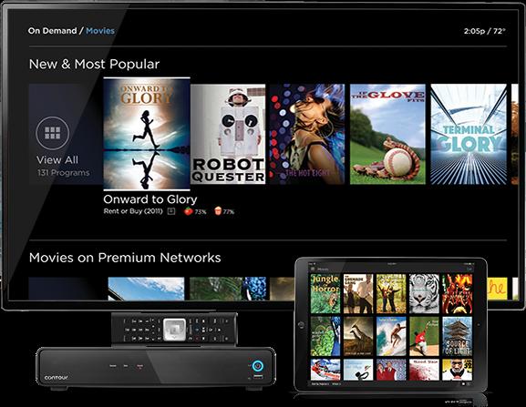 Cox Contour TV Premium Account