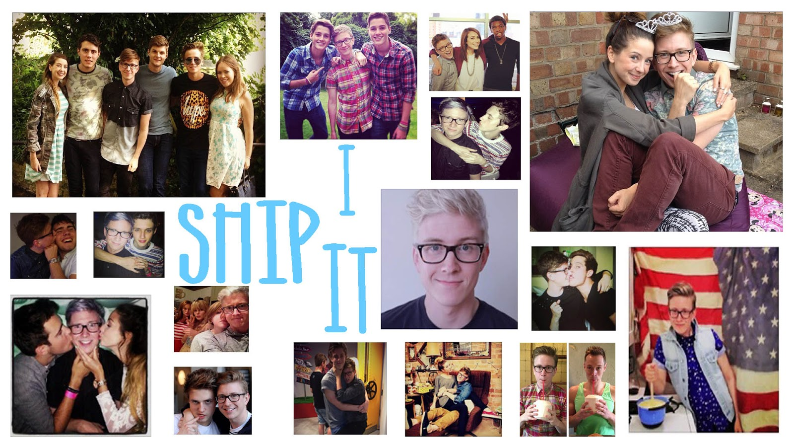 Kristazzi: Day 4 - I Ship It (OTP) | The YouTuber Challenge