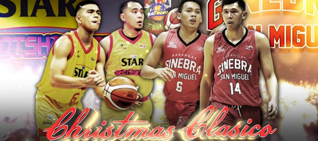 HIGHLIGHTS: Ginebra vs. Star Hotshots (VIDEO) December 25