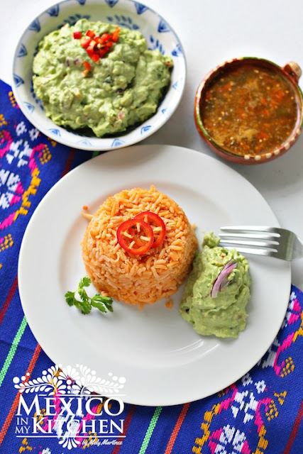 how to make mexican red rice