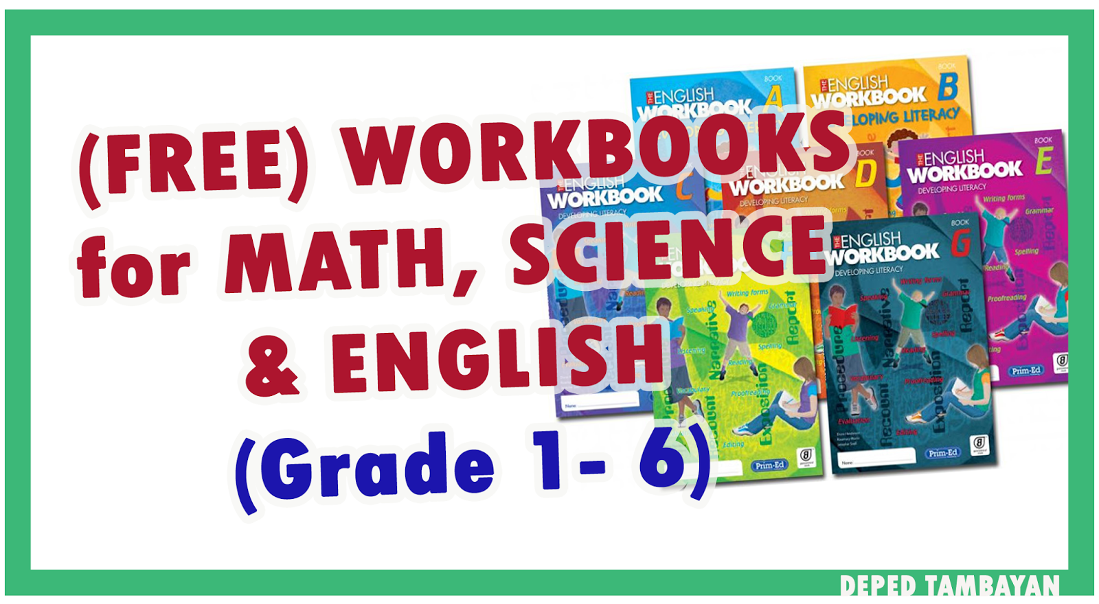Nat Reviewer For Grade 6 Math With Answer Key Philippines