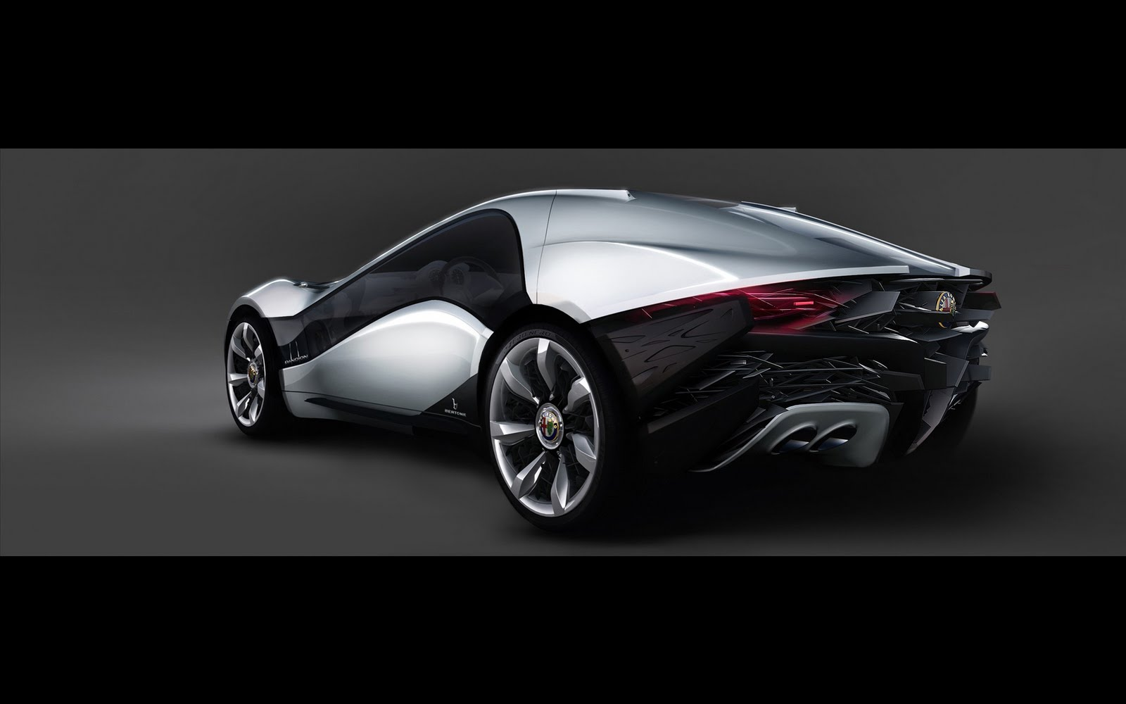 bertone pandion dream alfa romeo car wallpaper car pictures. Black Bedroom Furniture Sets. Home Design Ideas