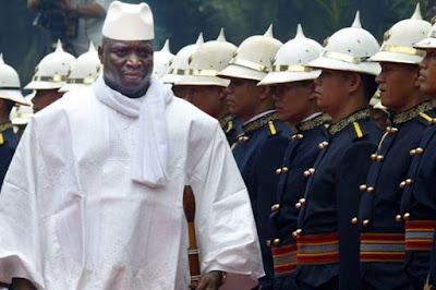 Allahhuakbar.... Presiden Gambia Mendeklarasikan Negaranya Menjadi Republik Islam, bantu sebarkan
