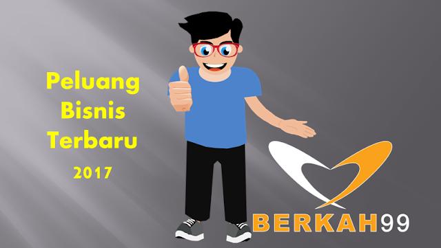 Hot Bisnis 2017 - Peluang Bisnis Berkah99 | PT Bonaventura Berkah Sukses Indonesia