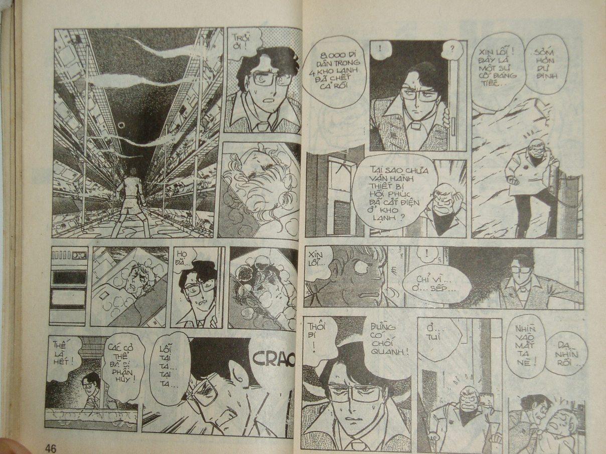 Siêu nhân Locke vol 03 trang 23