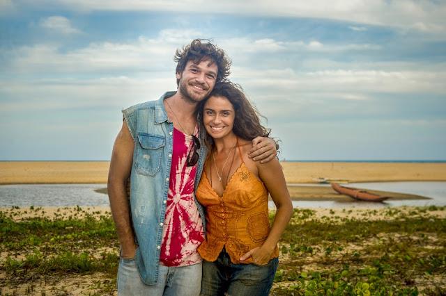 """Elenco passa um mês gravando cenas de """"Segundo Sol"""" na Bahia"""