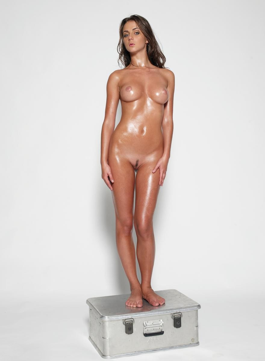 Auction girl nude slave