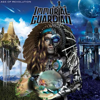 "Το video των Immortal Guardian για το ""Zephon"" από το album ""Age of Revolution"""