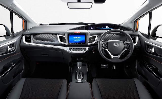 Honda Jade RS 2018