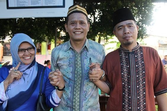 Nalih Saputra Jabat Kembali Ketua RW 03 Kelurahan Mampang