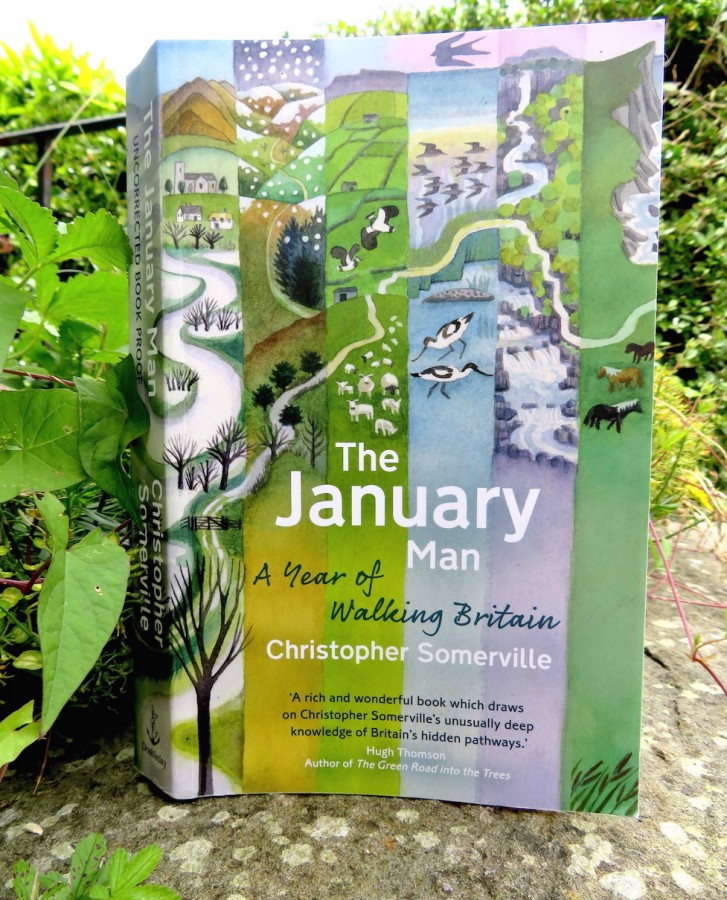 the january man a year of walking britain