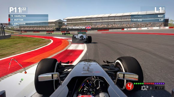 F1 2014 - What's new