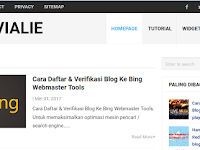 Oktavialie.web.id Tempat Belajar Ngeblog dan Download Template Blogger Keren Gratis