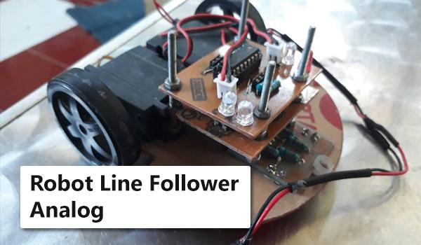 Robot Line Follower