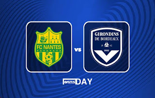 Nantes vs Bordeaux – Highlights