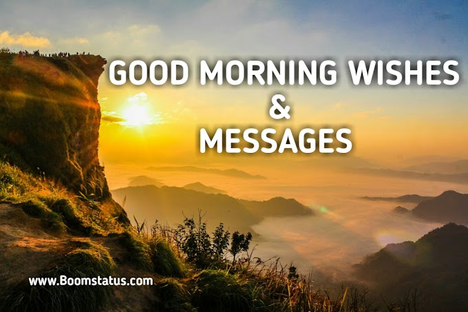 65+ Happy Good Morning Wishes That Makes You Feel Positive