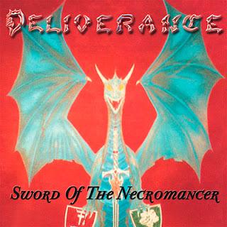 """Το τραγούδι των Deliverance """"Dragon's Den"""" από τον δίσκο """"Sword Of The Necromancer"""""""