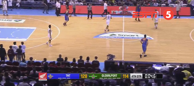 TNT def. GlobalPort, 128-114 (REPLAY VIDEO) April 22