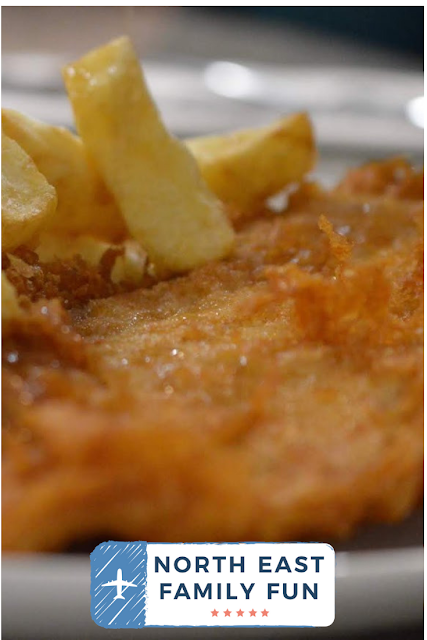 Recommended places for the best Fish and Chips in the North East