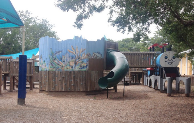 miami florida leikkipaikka leikkipuisto