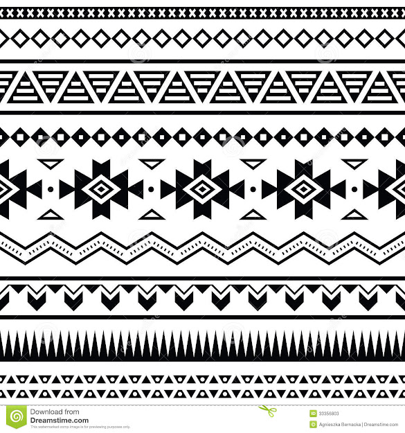Aztec Mexican Seamless Pattern  Download From Over  Million High Quality  Stock Photos Images