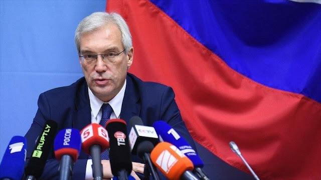 Rusia promete responder a actividades de OTAN en mar Negro