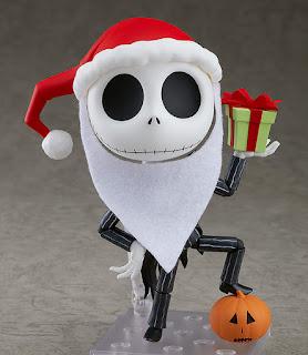 """Nendoroid Jack Skellington de """"Pesadilla Antes de Navidad"""" - Good Smile Company"""
