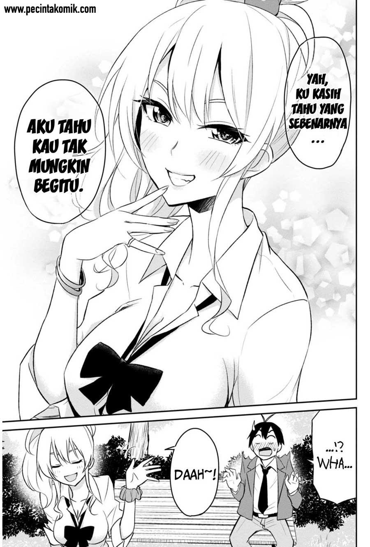 Baca Komik Hajimete No Gal Chapter 5 Bahasa Indonesia
