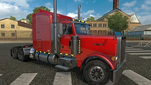 Peterbilt 379 by TheRustyRagdoll