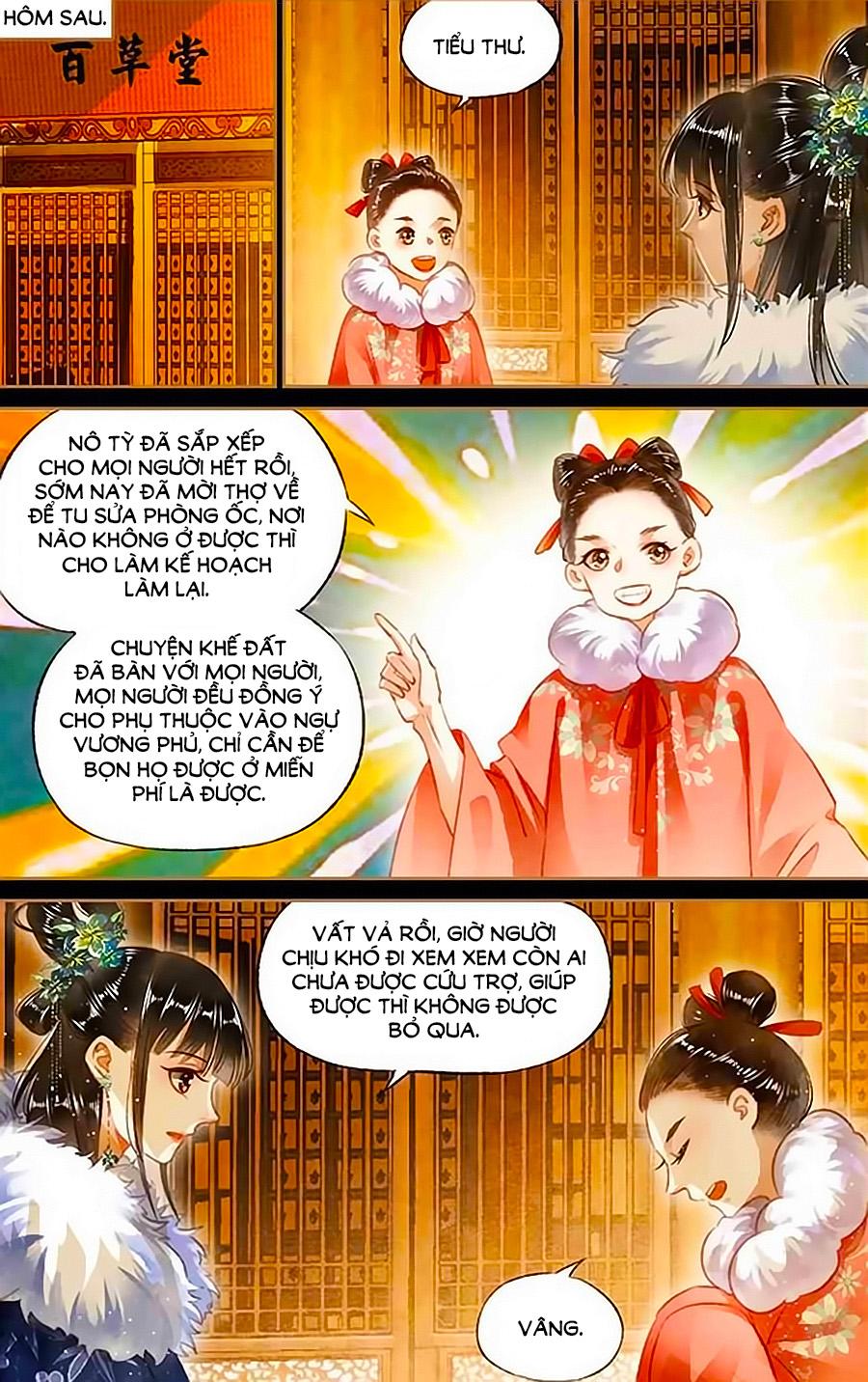 Thần Y Đích Nữ chap 104 - Trang 4