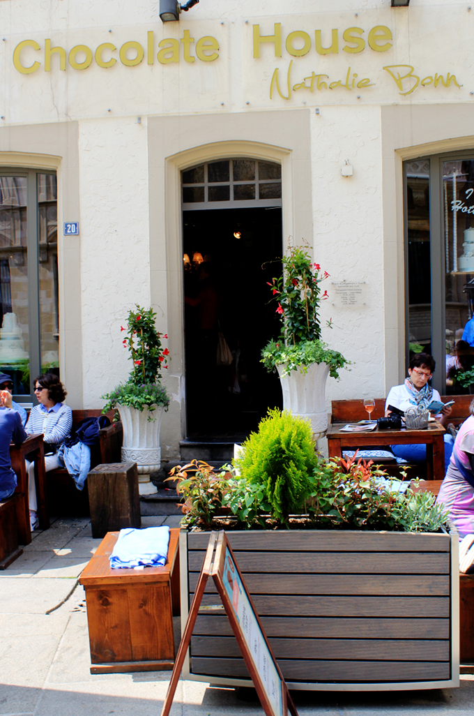 Where to Eat in Luxembourg - The Wayfarer