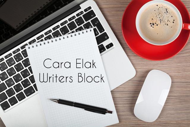 Cara Elak Writer's Block