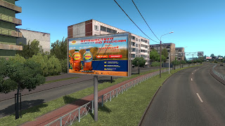 ets 2 real advertisements screenshots 24, baltic