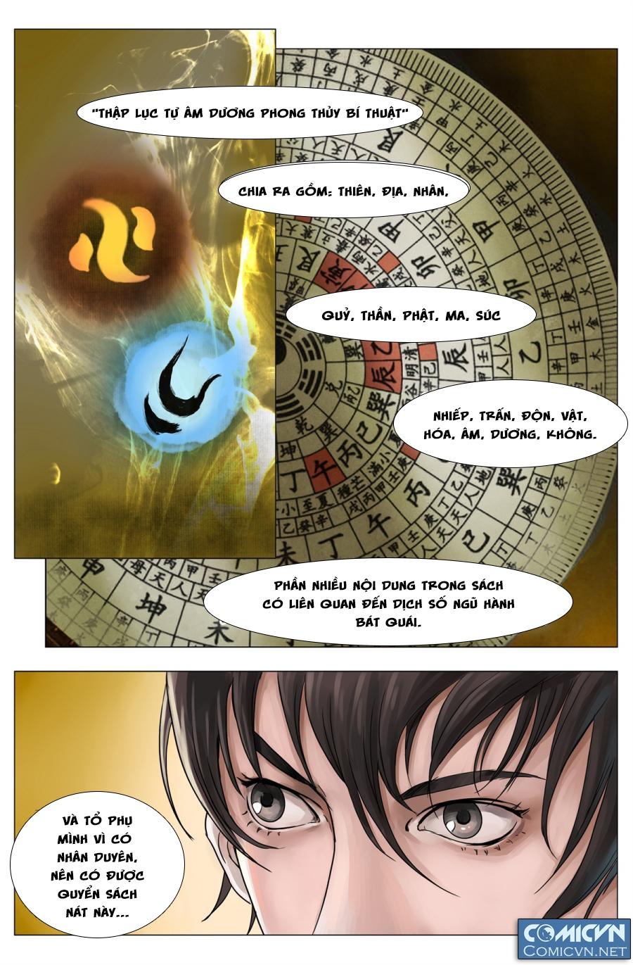 Ma Thổi Đèn truyện tranh màu [Ma Thổi Đèn Full Màu] Chap 4
