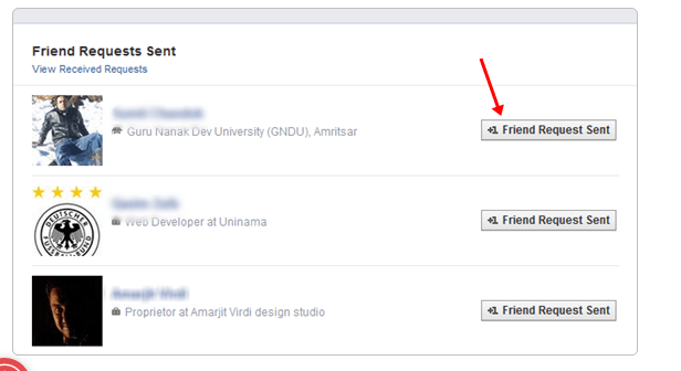 How To Cancel / delete / Remove pending Facebook friend requests (Guide To Know)