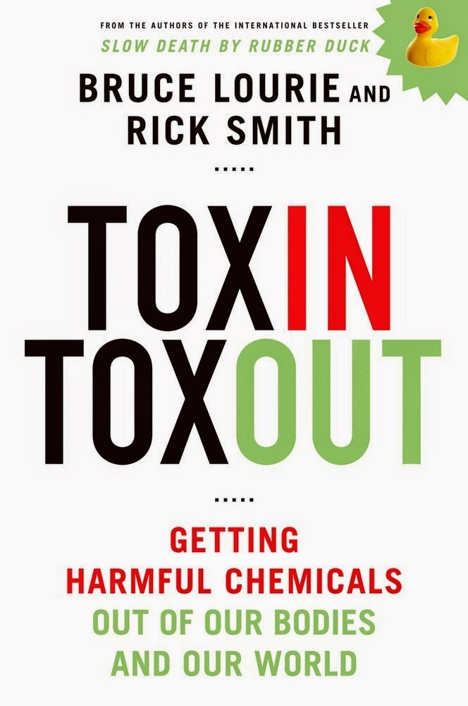 Review of Toxin Toxout, getting harmful chemicals out of our bodies and our world.