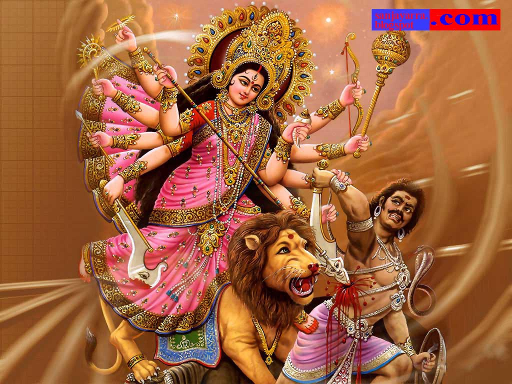 Durga Puja Hd Wallpaper: ALL-IN-ONE WALLPAPERS: Maa Durga Puja Festival HD Wallpapers