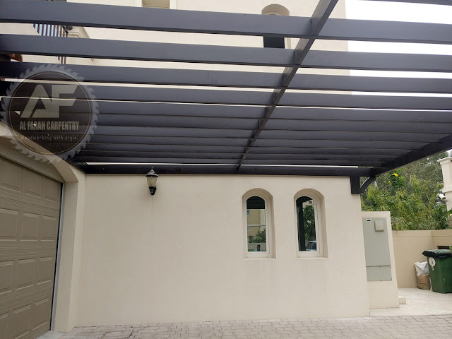 Car parking Pergola Manufacturer