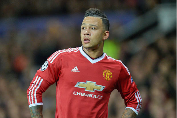 BLAME: Memphis has been slated for giving the ball away against Chelsea