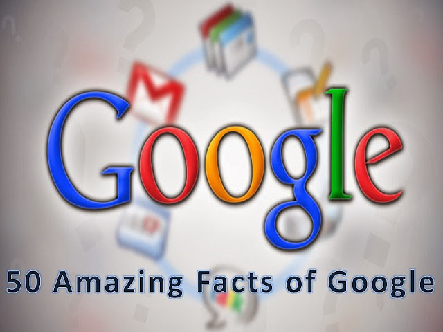 amazing facts of google