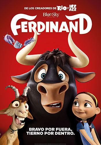 Ferdinand (2017) BluRay 1080p H264 AAC Subtitle Indonesia