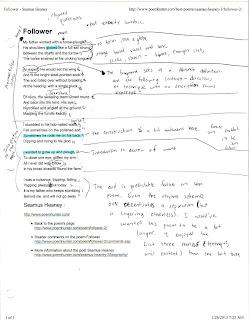 digging by seamus heaney essay digging seamus heaney poem