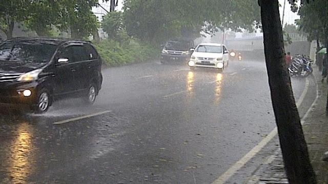 Jakarta Diprediksi Akan Hujan Sampai Nanti Malam