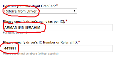 driver grab registration