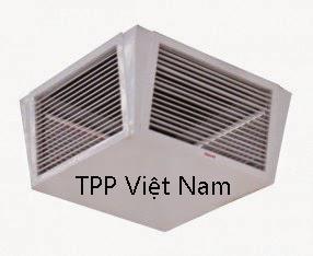 Sản xuất cửa gió hình trụ TPP Việt Nam