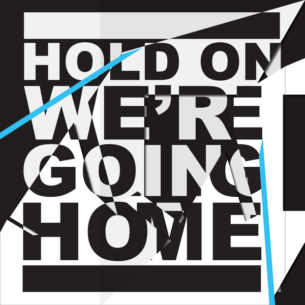 Drake - Hold On, We're Going Home (feat. Majid Jordan) - Single Cover