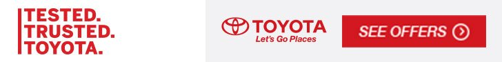 Toyota Long Phuoc ads