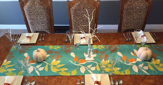 Setting Your Dining Table the Proper Way!