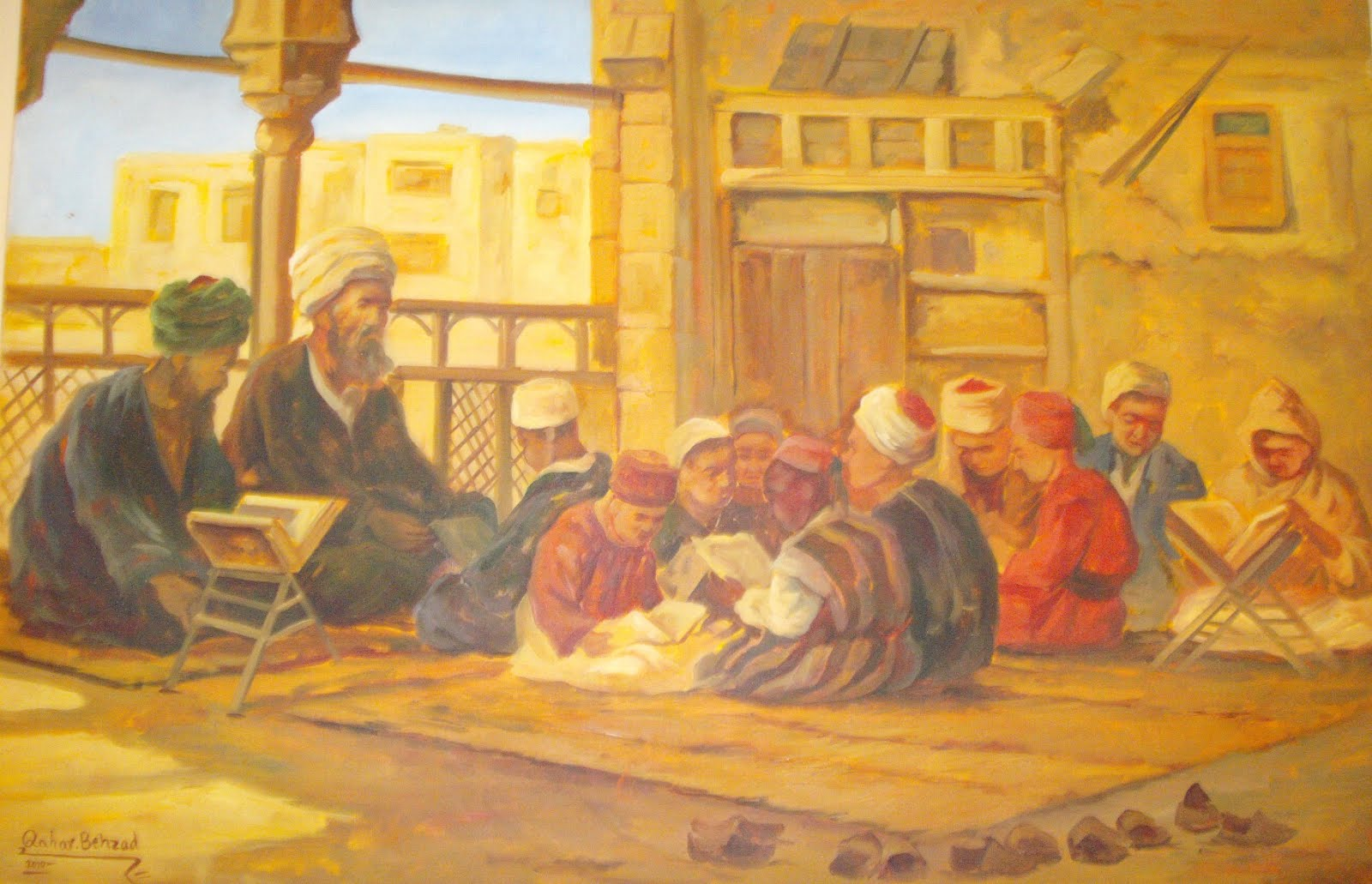 Ancient Hazara at the National Museum of Afghanistan  |Afghanistan Culture And History