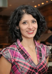 British Humanist Association President - Shappi Khorsandi